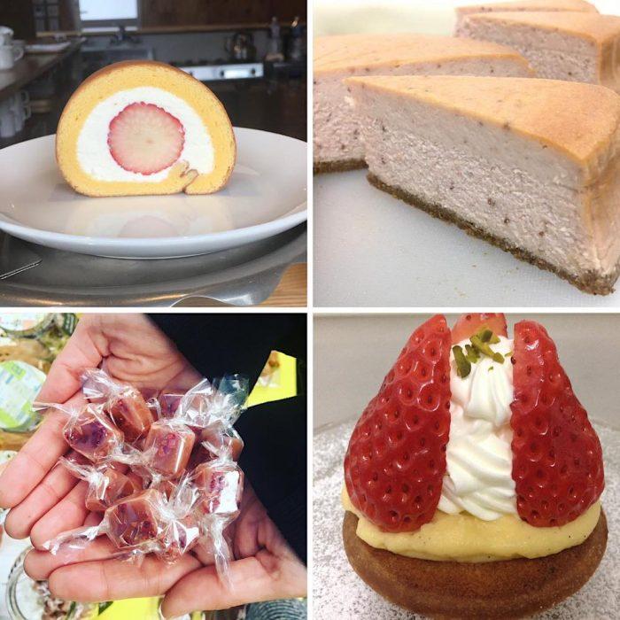 3月のケーキ
